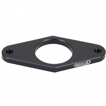 Vocal Flat Gyro Plate - Black